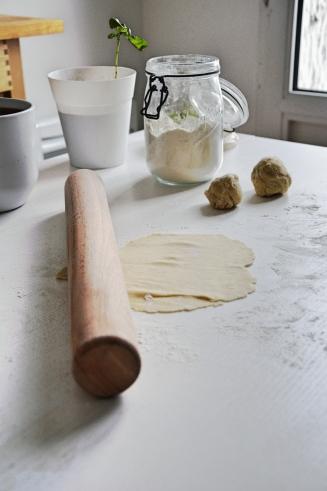 Rouleau farine